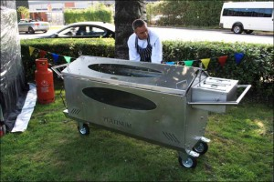 Platinum Hog Roast Machine